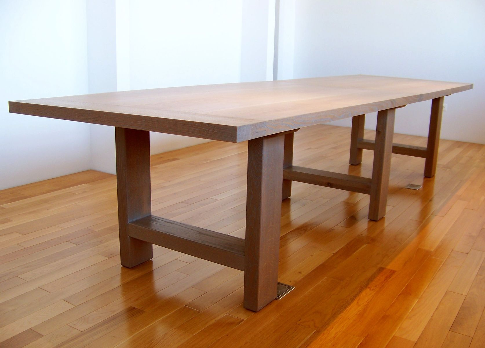 Custom Made The Bryan Table   I Think Iu0027m Building This, Different Wood