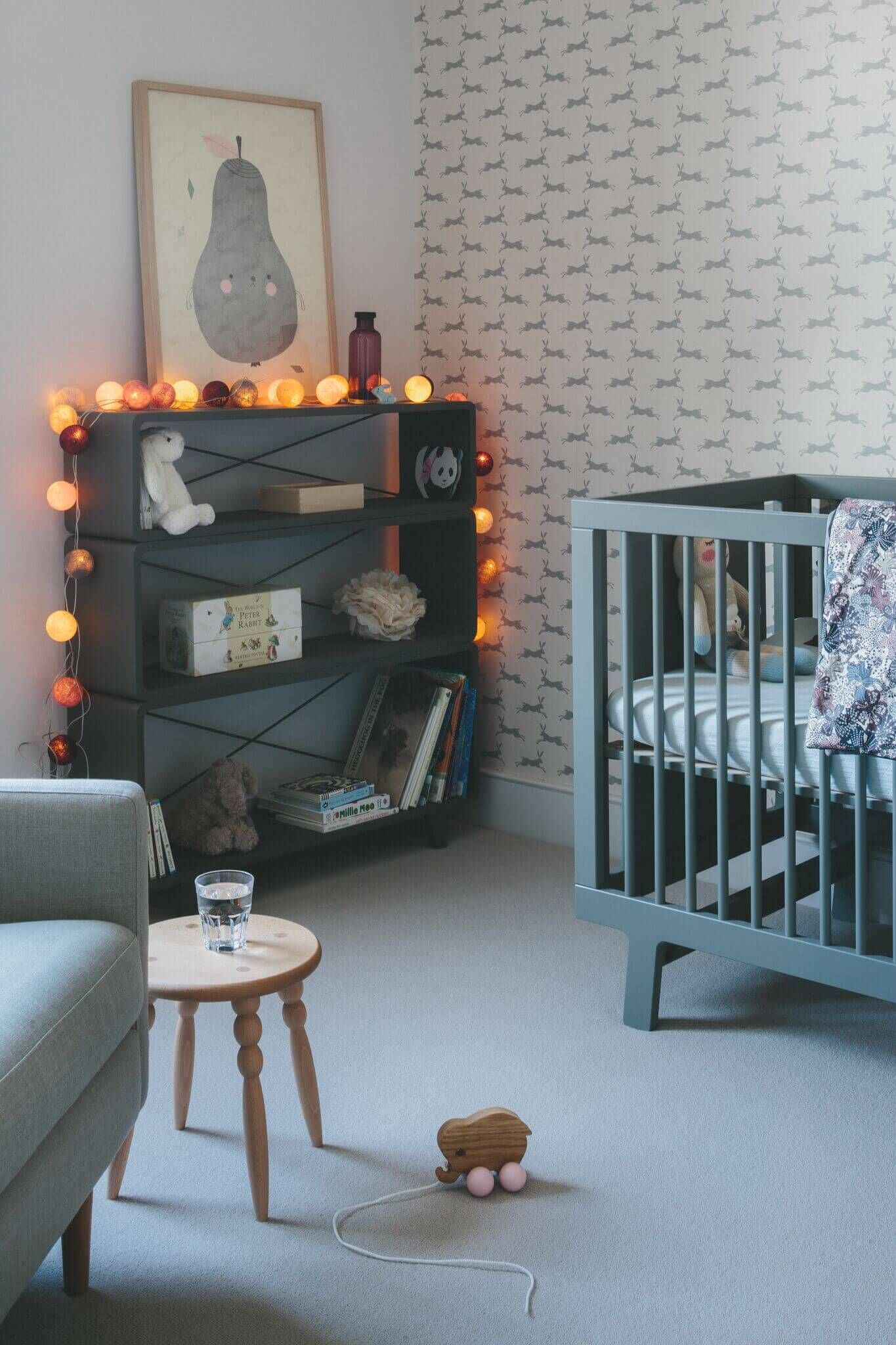 Choosing Colour For Kids Rooms