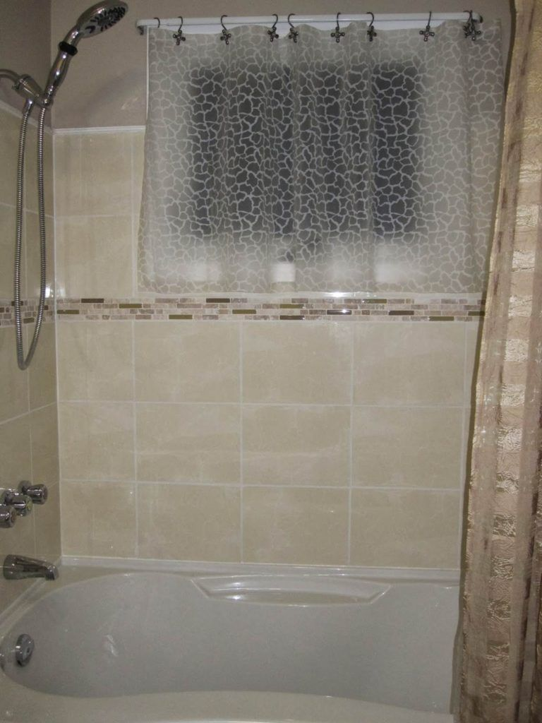 waterproof curtains for shower windows