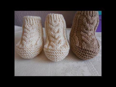 Botas Para Adultos Zapatos De Ganchillo Pantuflas De Ganchillo Zapatos De Bebé De Ganchillo