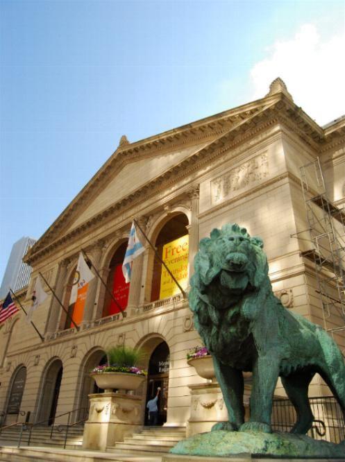 Chicago Art Museum Impressionist Paintings