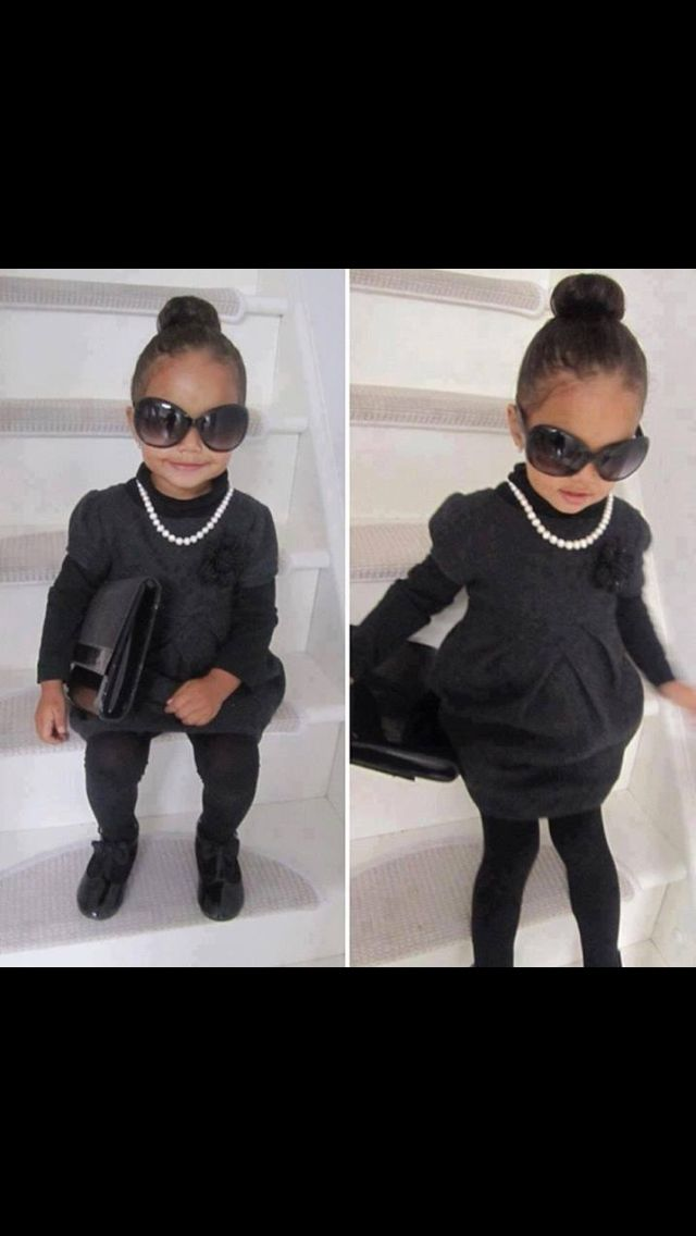 Hope I have a little girl one day, so I can dress her like this! How cute