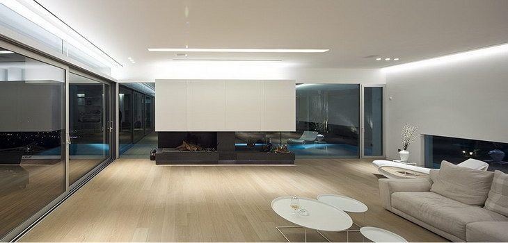 Private Residence In Voula By ISV Architects | 2014 Interior Designs