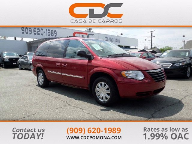 2006 Chrysler Town & Country Touring for sale in Pomona CA