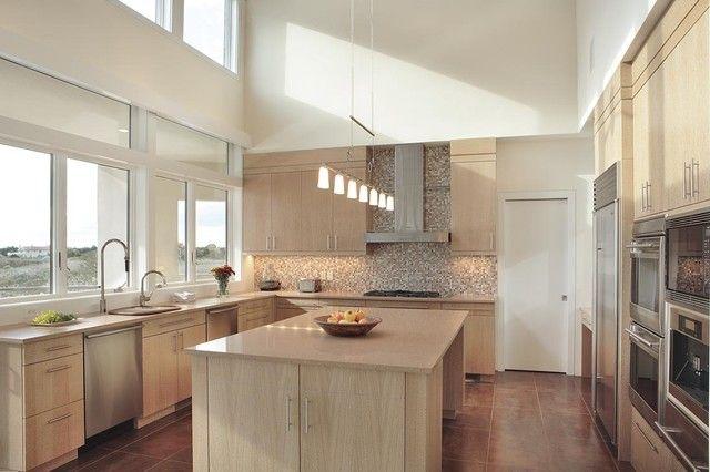 Rift White Oak Cabinets Kitchen Remodel Small Kitchen Remodel