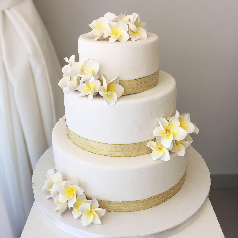 3 Tiers - Le Novelle Cake | Jakarta & Bali Wedding Cake | Pasta ...
