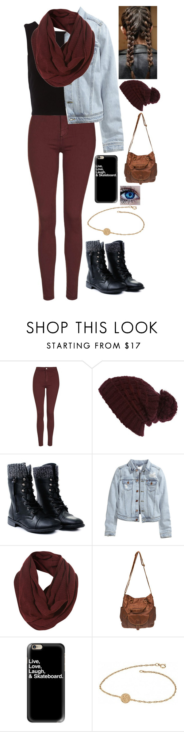 """Untitled #434"" by lifeasgege on Polyvore featuring Topshop, River Island, H&M, Topman, Wet Seal, Casetify and Alison & Ivy"
