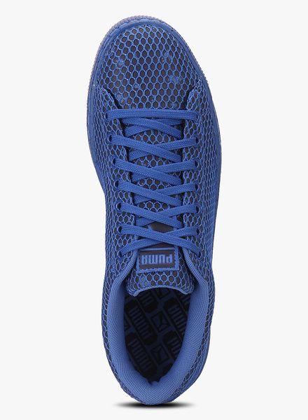 Puma Basket Classic Night Camo Blue