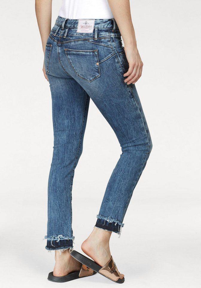 Herrlicher 78 Jeans »BABY CROPPED« High Waist