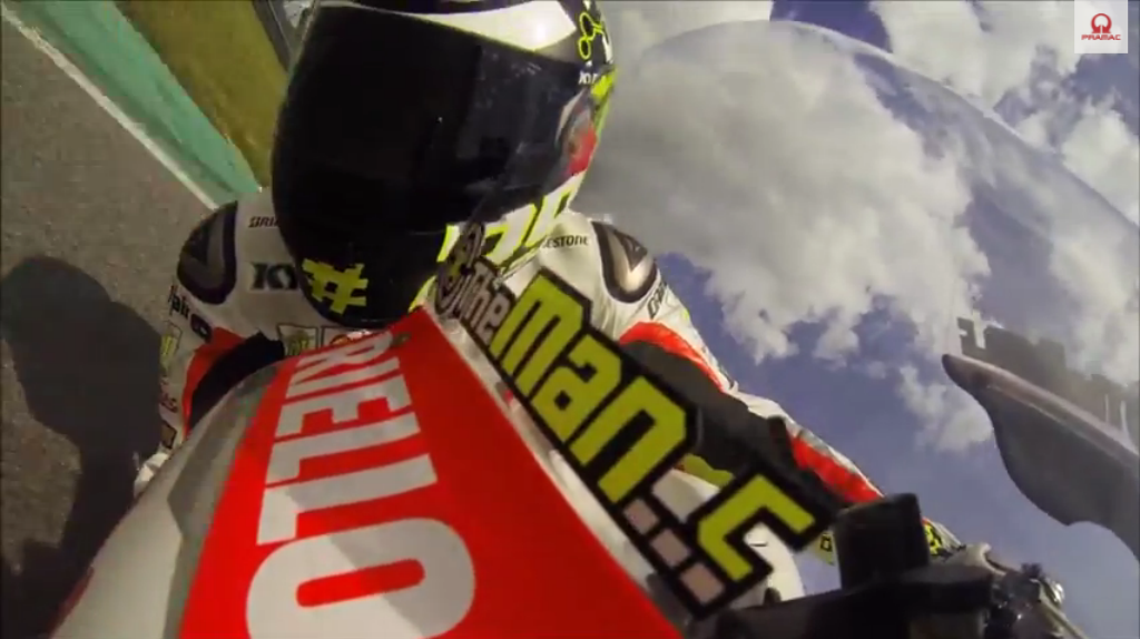 An Onboard Lap Around Mugello With Andrea Iannone Video