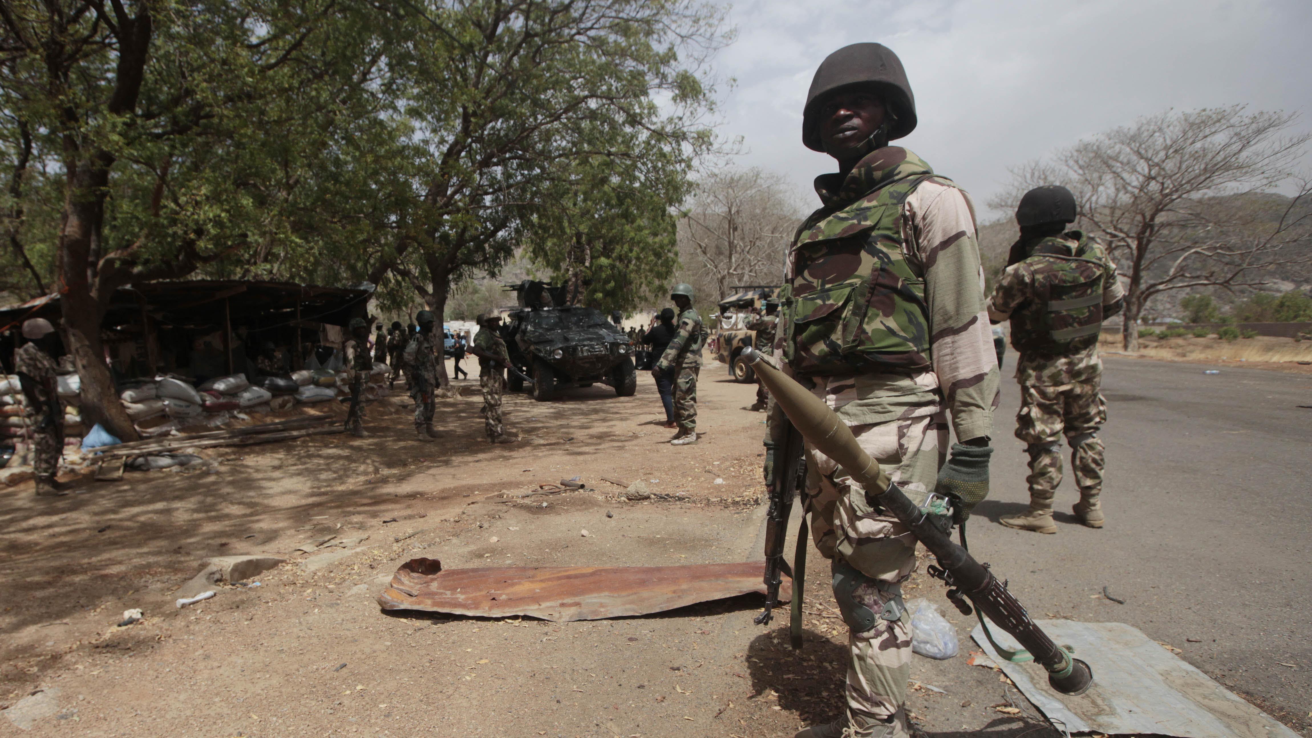 At least 60 dead in Boko Haram attack report Boko haram