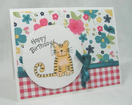 Here's One For The Cats! by cjzim - Cards and Paper Crafts at Splitcoaststampers