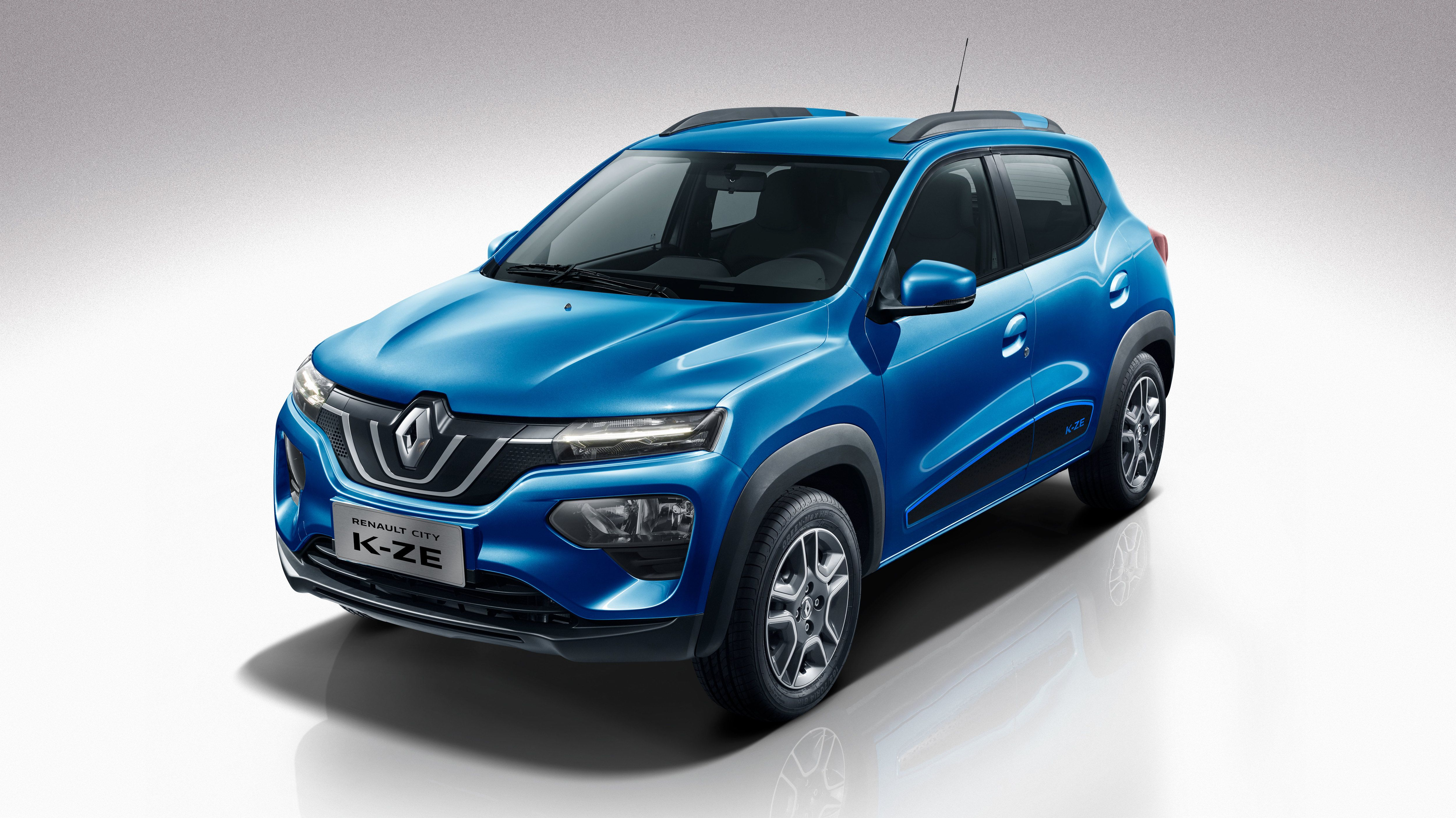 The 2020 Renault K Ze Ev Showed Up In Shanghai Ready For Production Top Speed Renault Electric Cars Electric Car
