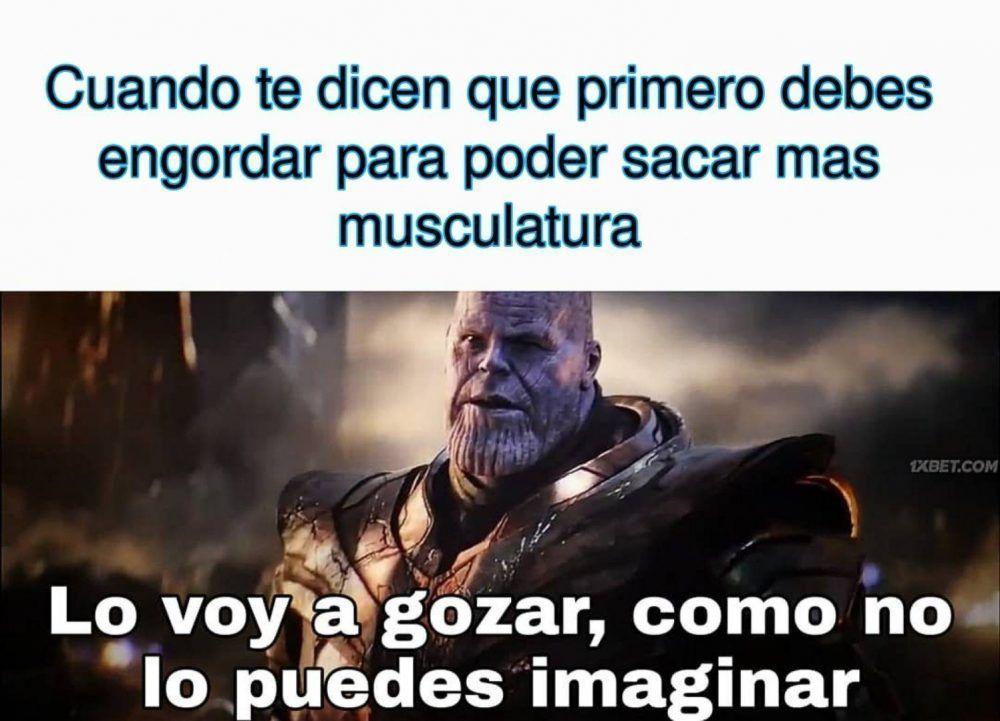 Consejo De Mi Primo Por Fin Sere Thor Gordo Memes Graciosos Dc Memes Memes
