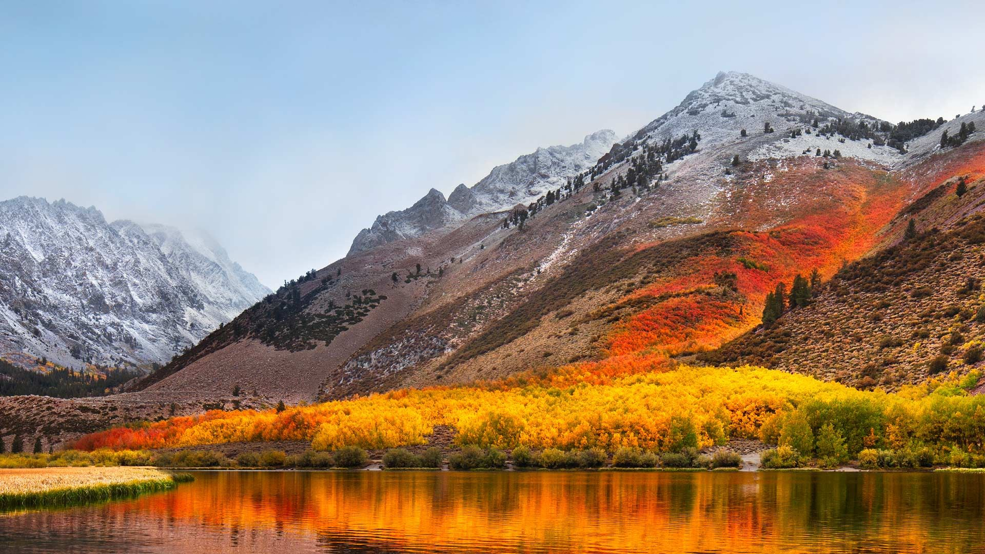 macos high sierra top hd wallpaper