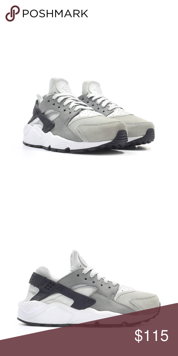 promo code dc5f5 35be2 NIKE WMNS SIZE 6.5 AIR HUARACHE RUN GRAY NEW WITHOUT BOX NIKE WMNS SIZE 6.5  AIR