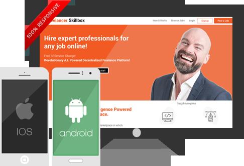 Freelance Marketplace Script Freelance Marketplace Web Design Services Online Jobs