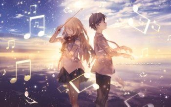 Hd Wallpaper Background Id 788662 Your Lie In April Your Lie