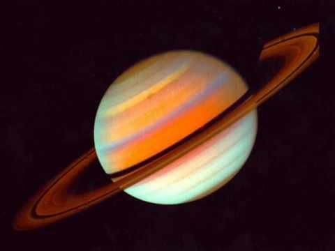 Saturn Nasa Voyager Recording The Best Video The