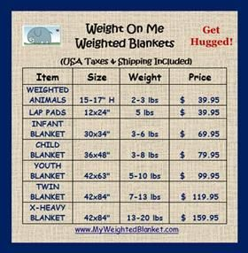 Diy weighted items for spd also sewing blanket rh pinterest