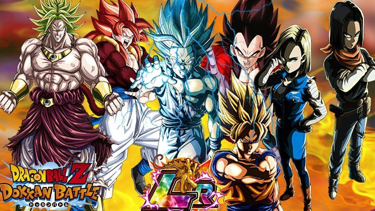 dokkan battle jp global lr characters free account giveaway free lr
