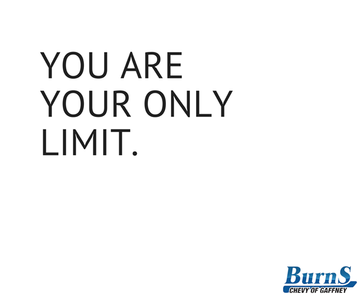 Get out and conquer the day. You are your only limit! #MondayMotivation