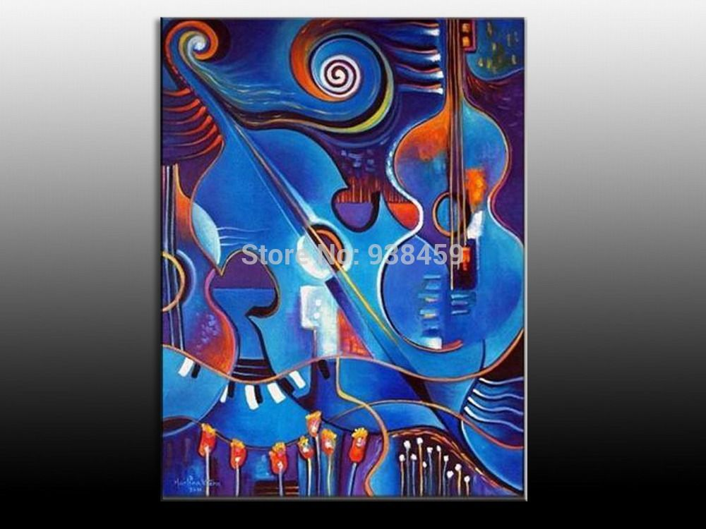 High Quality Instrumental Paintings Buy Cheap Instrumental
