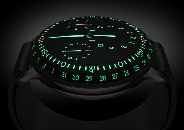 a44bb77a833f Ressense es una nueva marca de relojes que explora el diseño de relojes de  pulsera desde una forma holistica. El nombre de la marca sale de.