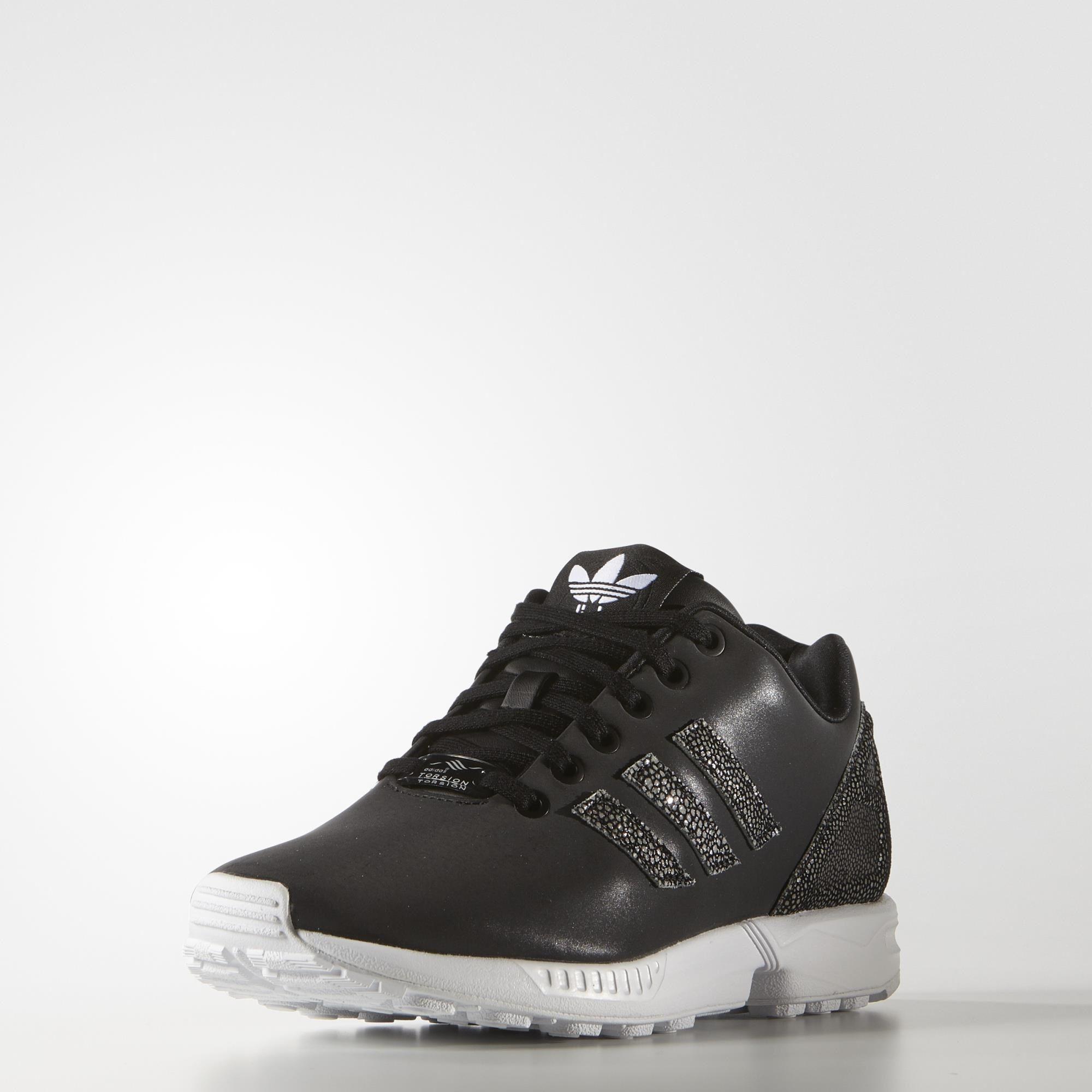 adidas Tênis ZX Flux W - Black | adidas Europe/Africa