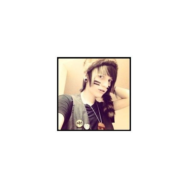 Johnnie Guilbert being perfect as usual Johnnie Guilbert ❤ liked on Polyvore