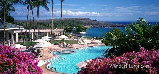 The Four Seasons Resort Lanai At Manele Bay Hotel Island Hawaii
