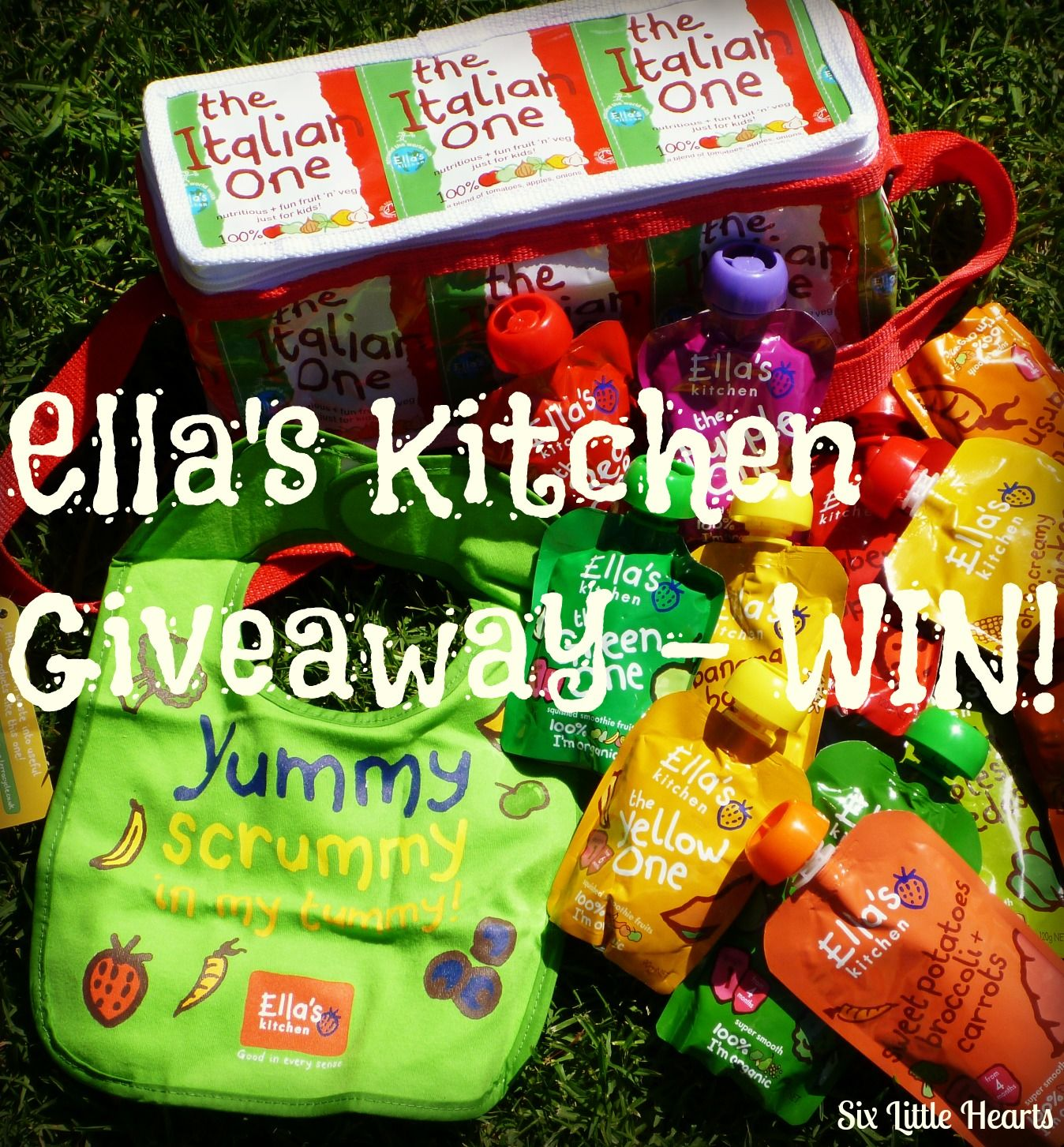 Enter to win at Six Little Hearts! http ...