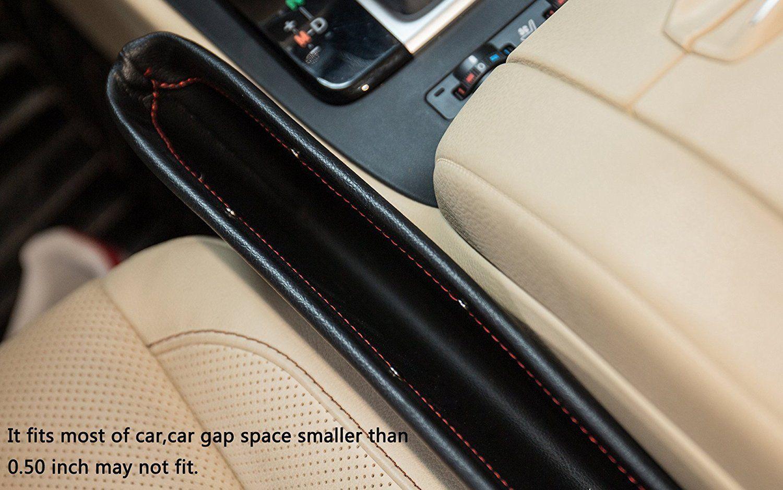 Iche Car Pocket Organizer Car Seat Gap Filler Catch Caddy Stop It