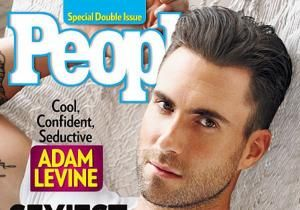 """Adam Levine has garnered the coveted title of People magazine's 2013 """"Sexiest Man Alive."""" But for some, the news came as a bit of a shock and roused suggestions that other men are more fitting for the honor."""