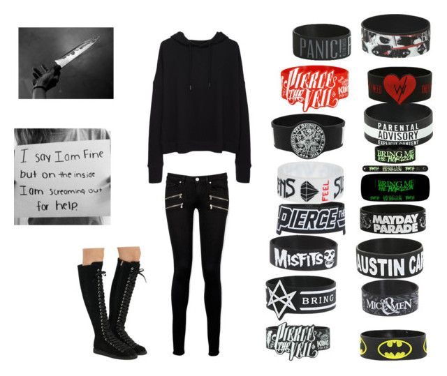 """""""Untitled #90"""" by youngblooded-killjoys ❤ liked on Polyvore featuring rag & bone/JEAN, Alexander Wang and Paige Denim"""