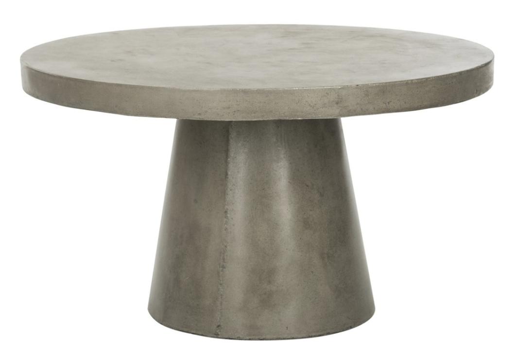 Concrete Coffee Table 400 Wayfair 27 1 2 X 15 3 4 Outdoor Coffee Tables Concrete Coffee Table Outdoor Accent Table [ 748 x 1062 Pixel ]