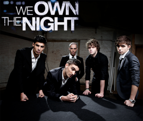 The Wanted We Own The Night Music Boy Bands Wanted