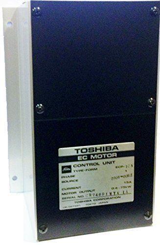 Toshiba ECP-1CN EC Electric Motor Control Unit, 1 Phase
