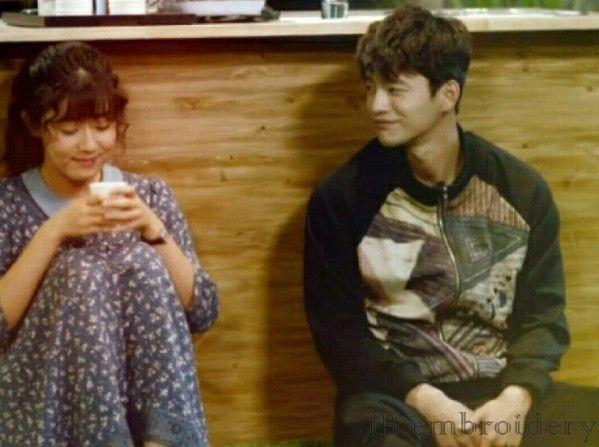 MBC 쇼핑왕 루이 드디어 첫 방송 주인공 서인국 씨가 입고 나오는 트레이닝의 자수 작업을 했다 자수 기...