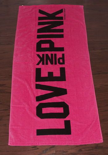 Victoria's Secret Pink beach towel! must have