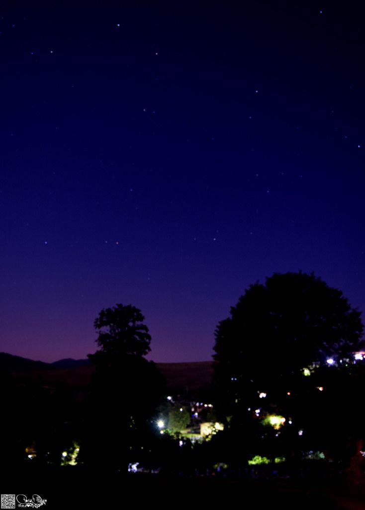 Night Sky Night Skies Sky Nature View