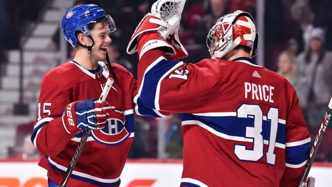 Sept enjeux majeurs pour les Canadiens TVA Sports