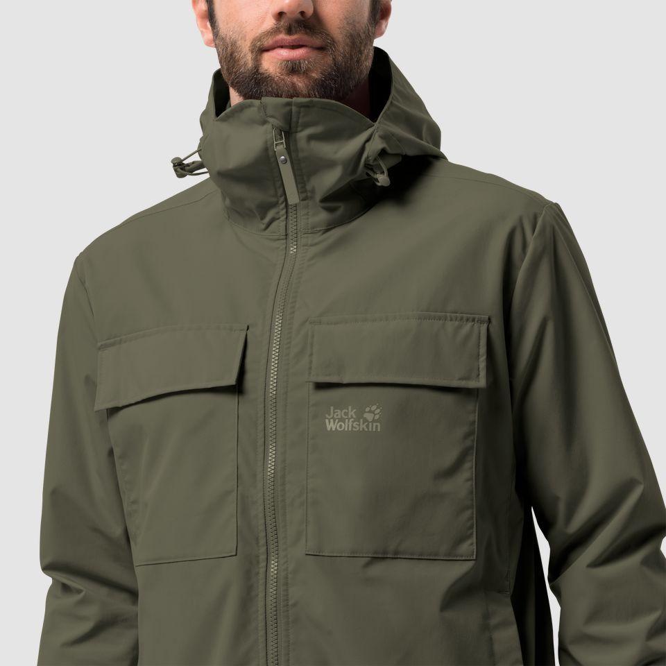70ca3c5c07e Jack Wolfskin SUMMER STORM JACKET M Windproof summer jacket men – JACK  WOLFSKIN