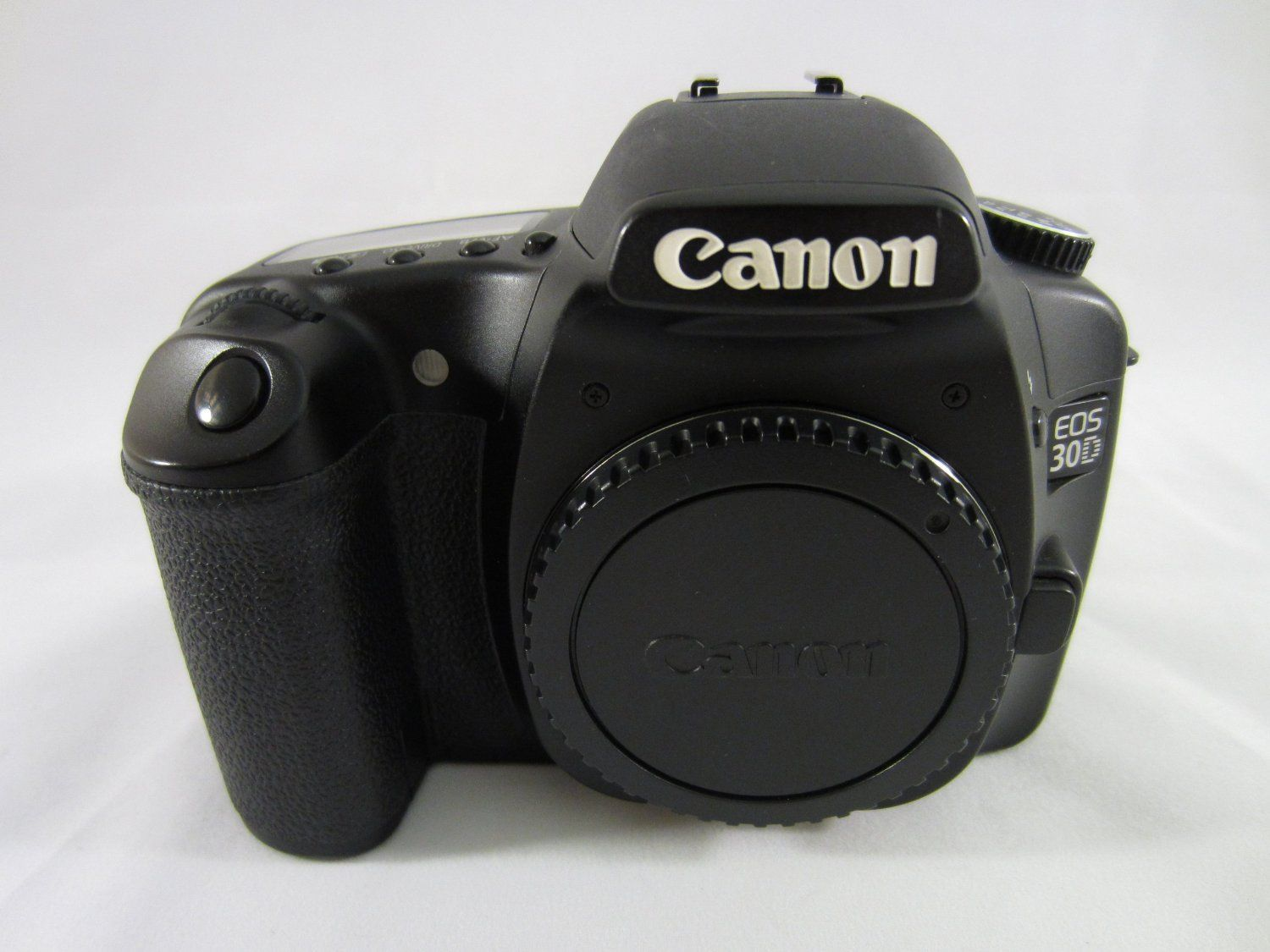 Canon Eos 30d 8 2mp Digital Slr Camera Body Only Digital Slr Camera Canon Eos Eos