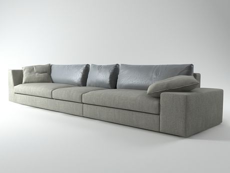 Model By In Exclusif 02 2019Objet Design Sofa To Sit 3d Connected shtdQCr