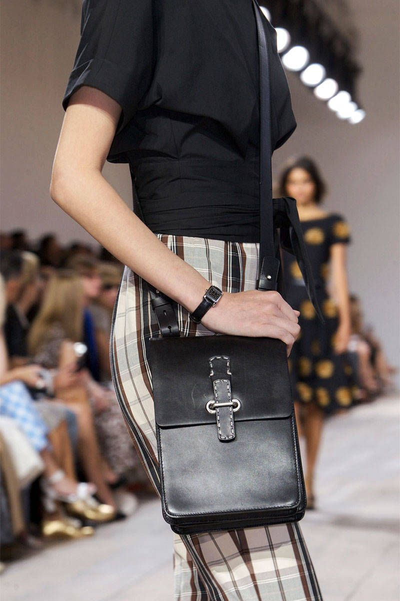 7bee5e1a237b2 Accessories Report  Spring 2015 Bag Trends
