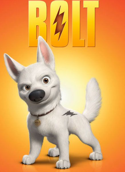 11 Disney Animal Dog Bolt Characters Pictures Bolt Disney Bolt Characters Childhood Movies