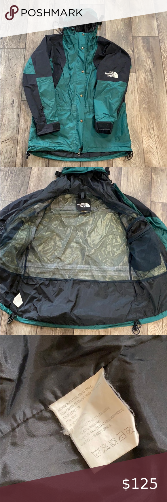 Vintage North Face Gore Tex Jacket North Face Jacket The North Face Gore Tex Jacket [ 1740 x 580 Pixel ]