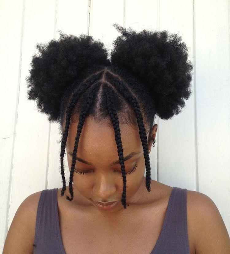 Pin by Silvia Aquino on protective styles   Natural hair ...