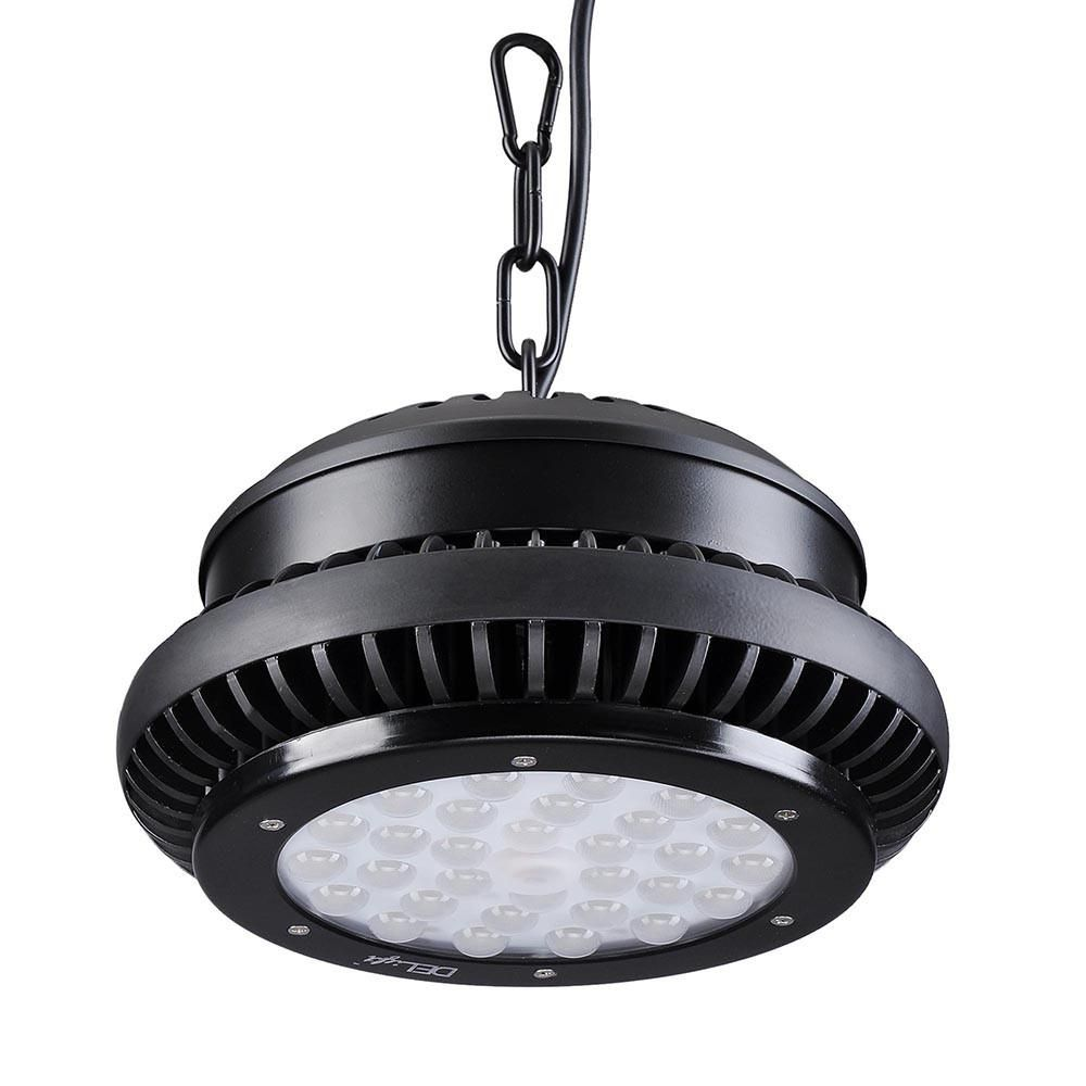 Delight 100w commercial ufo led high bay light warehouse lighting delight 100w commercial ufo led high bay light warehouse lighting aloadofball Image collections